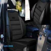 MAZDA Mk2 Mk3 Mk5 ALL MODELS FRONT SEAT COVER MAT ARTIFICIAL LEATHER & FABRIC