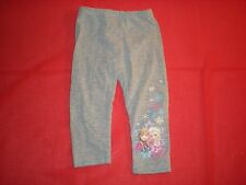 "DISNEY "" FROZEN "" GIRLS 18M LEGGING / PANTS"