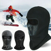 Balaclava Full Face Hat Motorcycle Windproof Ski Anti Dust Outdoor Winter Sport