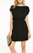 *Tape Trim Jersey Tunic Black Size 16 By Very