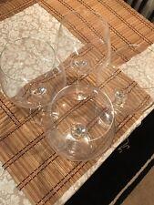 Wine Enthusiast Fusion Burgundy Wine Glasses (Set of 4)
