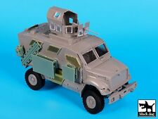 Black Dog 1/35 4x4 MaxxPro MRAP MEAP Armor and Accessories Set (Kinetic) T35158
