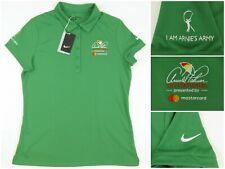 Women's Nike Golf I Am Arnie's Army Arnold Palmer Invitational Polo XS Large 2XL