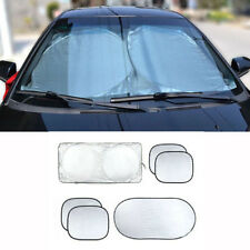 6PC/Set Universal Coche Parabrisas Plegable Sombrilla Reflectante frontal Visera