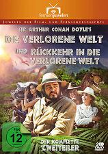 Die verlorene Welt + Rückkehr in d. v.W. (Sir Arthur Conan Doyle) Fernsehjuwelen