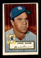 1952 Topps #215 Hank Bauer  VGEX X1546730