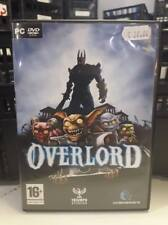 Overlord - Pc Game - Usato