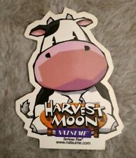HARVEST MOON vintage E3 Expo exclusive promotional MAGNET Natsume/Nintendo DS