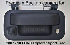 Backup Camera for 07-10 Ford Explorer Sport Trac Aftermarket GPS Radio