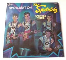 The Spotnicks - Spotnick theme    UK VINYL LP