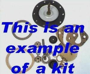 Fuel Pump Kit CUSTOM BUILT for Ford 1933-1965 (Unleaded Gas)