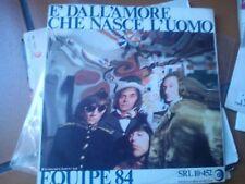 """7"""" EQUIPE 84 29 SETTEMBRE E' DALL'AMORE CHE NASCE L'UOMO 1967 RICORDI EX+/VG+/EX"""
