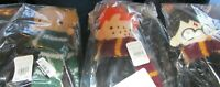 3 Pottery Barn Kids Christmas ornament HARRY POTTER Ron Weasley Draco Malfay