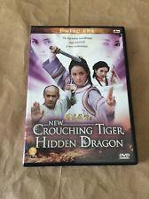 New Crouching Tiger Hidden Dragon, 2 disc set. Dvd.