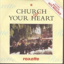 """Roxette Church of your heart/Megamix (1991)  [7"""" Single]"""