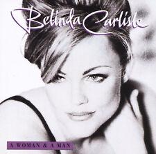 BELINDA CARLISLE - A WOMAN & A MAN NEW CD