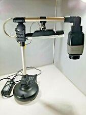 Samsung Document Camera Sdp-850Dx w/ Power Cord & Light Digital Presenter Hi Res