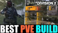 The Division 2 Best Gear Builds,High DPS,Skill,Mod Services(PS4/PC)