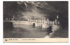 grotte de han  , le pont de la salle d'armes