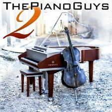 The piano Guys-The Piano Guys 2 (CD) 12 tracks International Pop Nuovo