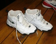 New listing Vintage Reebok Court Shoes,White leather men's size 9, basketball,tennis