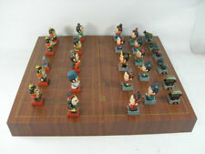 3D Fold Poly Chinese Chess Set Xiangqi Table Games Terra-Cotta Warriors