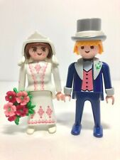 Playmobil 5300 Victorian Mansion Dollhouse 5509 Bride & Groom Figures