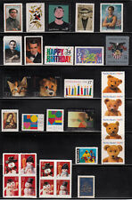 2002 US COMMEMORATIVE YEAR SET 52 STAMPS MINT NH