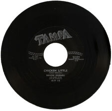 """RAVON DARNELL With EARL HYDE And His Orchestra  """"CHICKEN LITTLE""""    R&B  LISTEN!"""