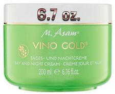 M. Asam VINO GOLD Supersize Day & Night Cream 6.7 oz / 200 mls