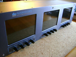 Audioscope TD-1 Triple 4:3 LCD Monitor