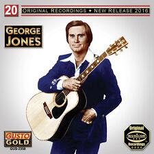 George Jones - 20 Original Recordings [New CD]