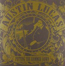 Austin Lucas escpar down the Hammer LP New on Purple vinilo, Chuck Ragan