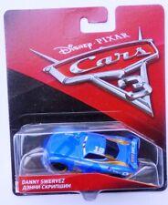 Disney Pixar Cars 3 DANNY SWERVEZ Next Gen Octane Gain RARE plus de 100 en vente!!!