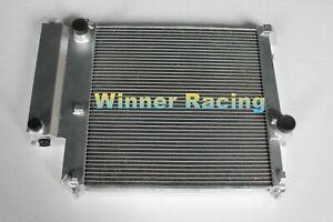 Fit BMW 3 E36 316i; 318i/is/ti; 320/325/323/328i M40/42 91-99 aluminum radiator