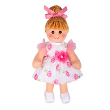 Bigjigs Toys Megan 30cm Soft Rag Doll