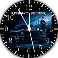 Knight Rider Frameless ohne Grenzen Wanduhr Schön für Geschenke oder Dekor W33