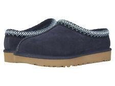 NEW WOMEN UGG TASMAN NAVY 5955 SLIPPER SUEDE UPPER FREE SHIPPING