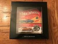2018 Hot Wheels RLC 50th HWC Original 16 CUSTOM COUGAR Mercury 1:64 Limited