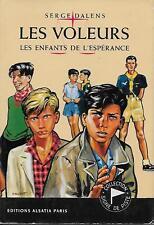 SIGNE DE PISTE N° 70 / LES VOLEURS - SERGE DALENS - ILL. P. JOUBERT - SCOUTISME