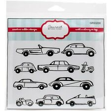 Gourmet Rubber Stamps Cling Stamps - 533260
