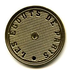 75007 Les égouts de Paris, Plaque d'égout, 2009, Monnaie de Paris
