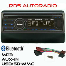 AUTORADIO Gelhard GXD670 mit CD/MP3 USB Bluetooth für Ford Focus Mondeo Galaxy