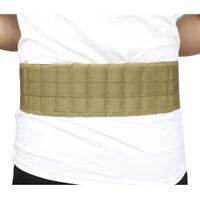 Tactical Military Quick Release Waist Belt Molle Belt Padded Patrol Belt