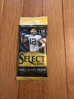 2020 Panini Select Football Cello Value Pack Sealed Herbert? Burrow? IN HAND!