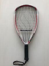Ektelon O3 Speedport Red DPR 170 Titanium Tungsten Carbon 3400-3700 Racquetball