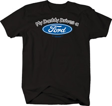 Ford Drive American Classic Muscle Car Truck Motor City Detroit T Shirt
