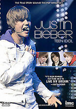 Justin Bieber - Teen Idol [DVD], DVD | 5016641117675 | New