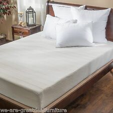 "Bedroom Furniture 10"" Full Size Memory Foam Mattress"