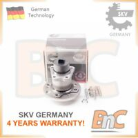 REAR WHEEL BEARING KIT OPEL VAUXHALL OEM 1604302 SKV GERMANY GENUINE HEAVY DUTY